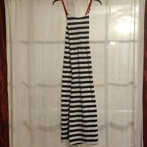 NWT children's place 4th of July maxi dress